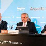 Mensaje del presidente Alberto Fernández