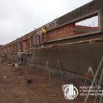 Se encuentra en ejecución la obra de una escuela en el B° Don Bosco