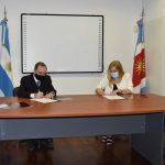 Se firmó un convenio entre CePSI y la UNSE
