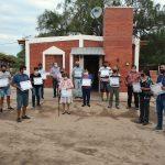 Entregan Viviendas Sociales en San Benito
