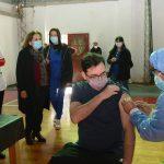 La vacunación COVID -19 para personas con factores de riesgo de 18 a 59 años será un proceso continuo en toda la provincia