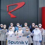 El laboratorio Richmond terminó el primer lote de vacunas Sputnik V