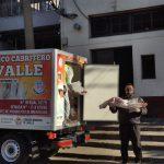 Primera comercialización de cabritos de la AFCI de Santiago del Estero en Buenos Aires